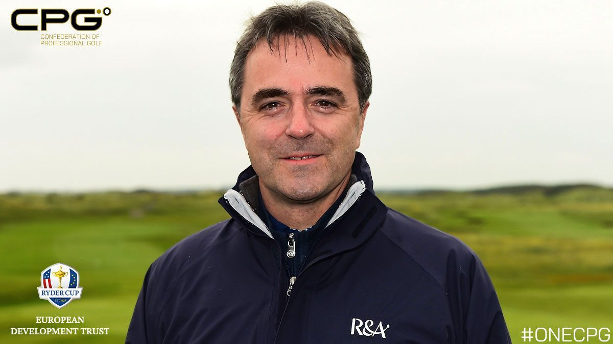 Chief Development Officer for @RandA , Phil Anderton, has joined the @RyderCupTrust Board of Trustees 🇪🇺, where he will help shape the Trust's future direction, & the projects it supports ⛳️  Full announcement ➡️  #golf #development @EuropeanTour