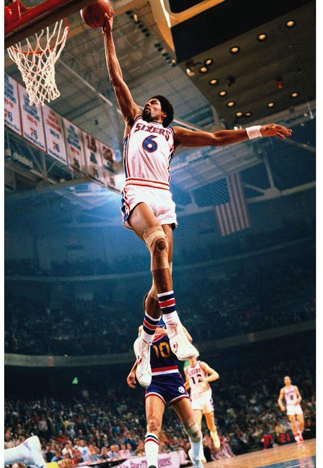 7 Kings Casino wishes Julius Dr. J Erving a very Happy Birthday!
