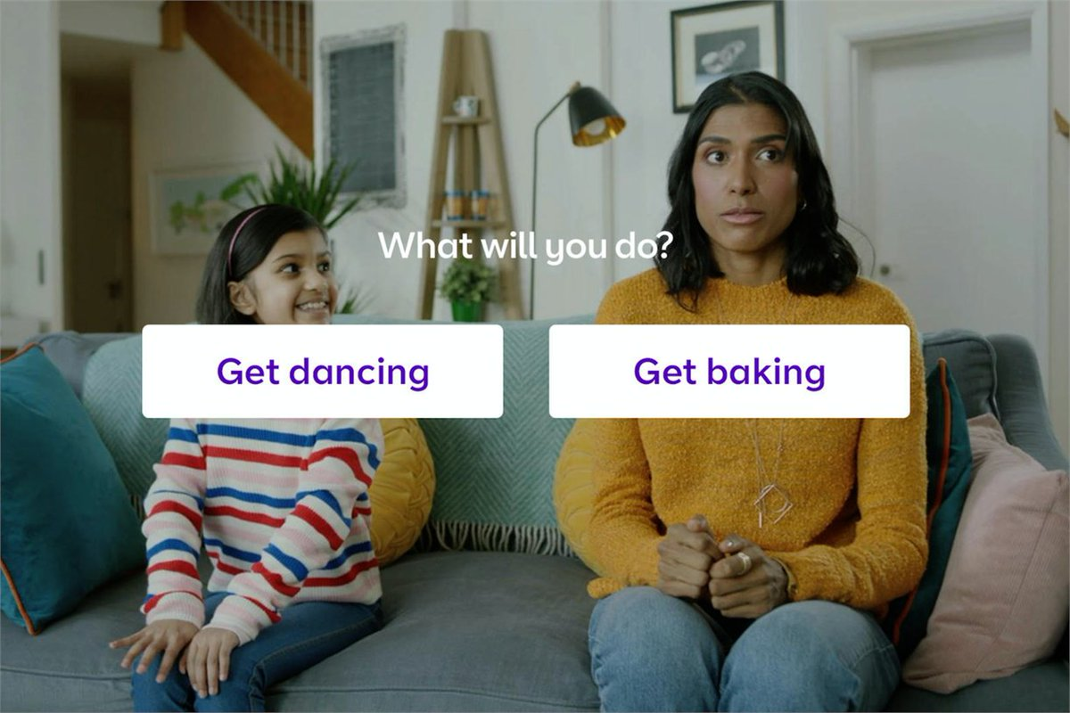 Our latest campaign for @bt_uk has a new take on CRM with a focus on the R - relationship. Using new Verse technology we give BT customers the chance to control the story. #workthatworks #creativebravery