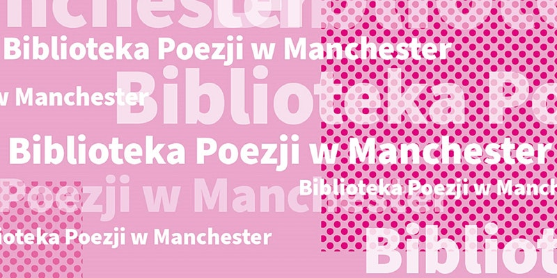On 27 Feb, Kamila Janiak and Antosh Wojcik will discuss and respond to work in our brand new Polish Language Poetry collection.  Introduced by Bohdan Piasecki, the poets will make their own recommendations, and you are encouraged to join the discussion!  https://t.co/szmt8ZSOe3 https://t.co/ga0UCmofxp