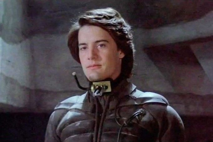 Happy 62nd birthday to actor Kyle MacLachlan