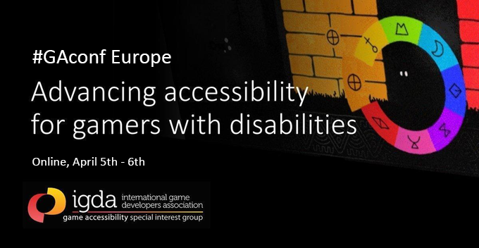 Disabled Gamers Conference