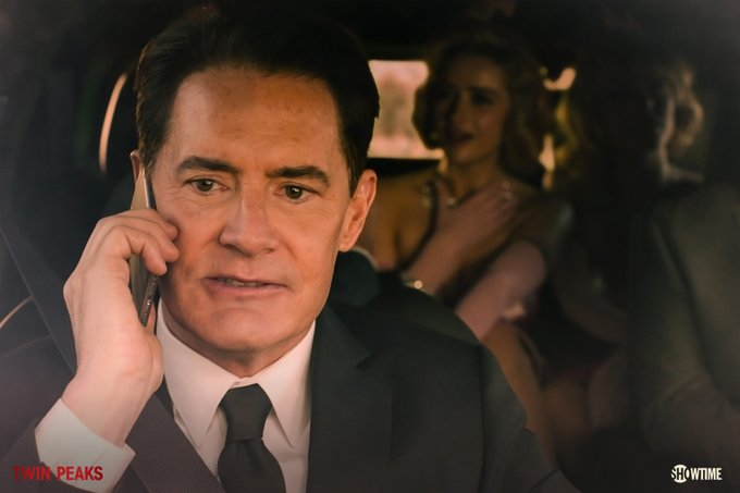 Happy Birthday to our favorite special agent, Kyle Maclachlan!