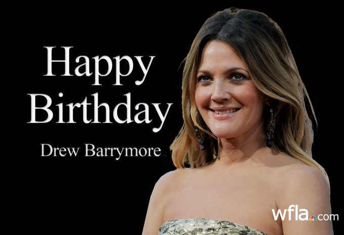 Join us in wishing a happy 46th birthday to actress and talk show host Drew Barrymore!