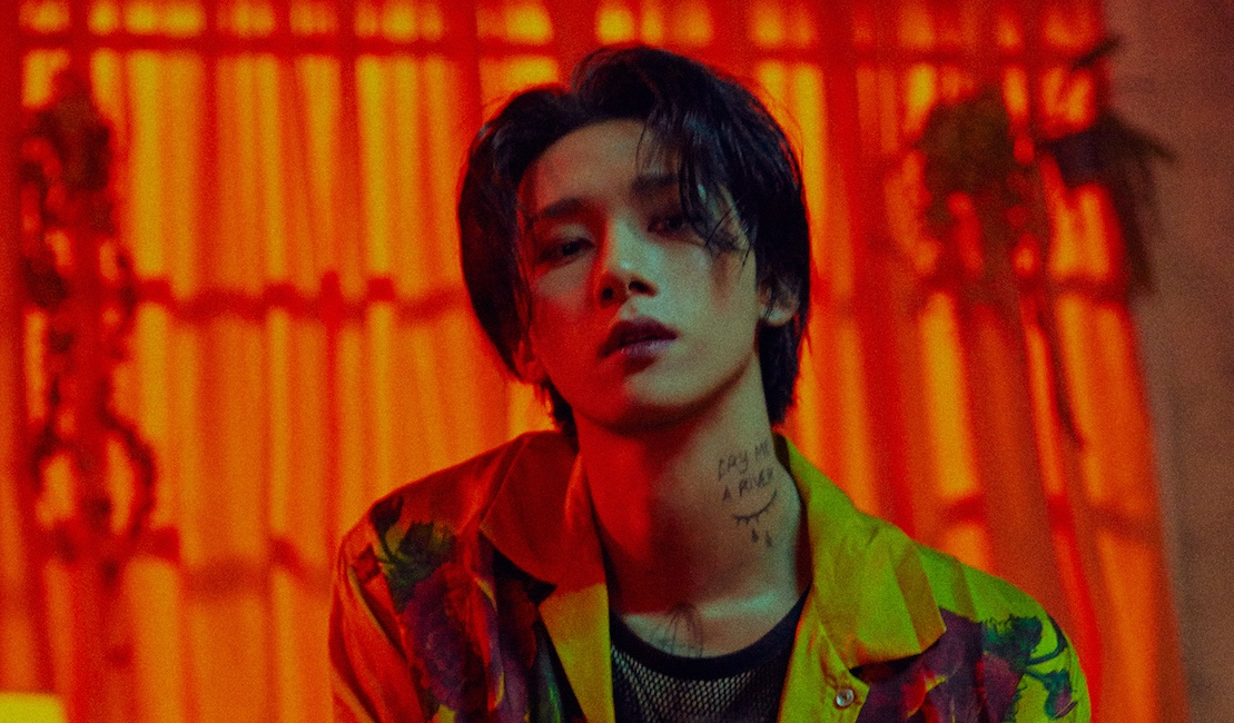 """""""I was the flower who came to life...""""  Monsta X star I.M opens up to @_xTGx about his bold new solo EP - and a lot more besides..."""