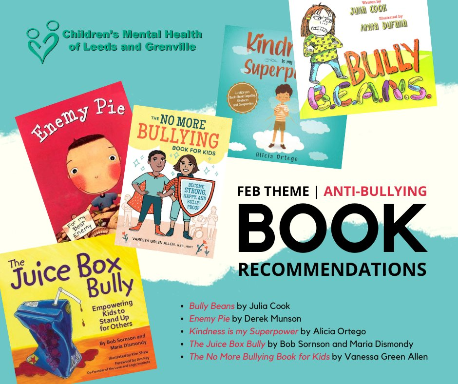 In honour of Pink Shirt Day on February 24th, 2021, we've put together a list of books about anti-bullying. We hope you enjoy them and please don't forget to wear your pink shirts to show your support this Wednesday!
