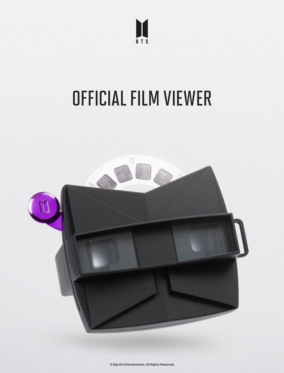 추억을 감상하는 특별한 방법 BTS OFFICIAL FILM VIEWER  #BTS #OFFICIAL_FILM_VIEWER