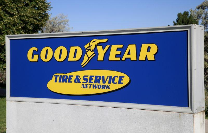 @Reuters's photo on Goodyear