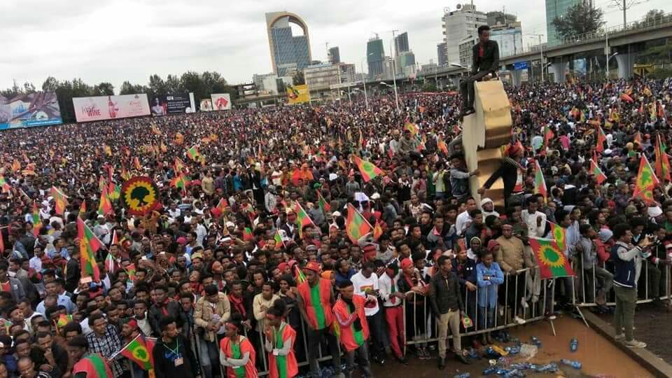 OLF&OFC the two mega-parties in Oromia are a few days away from pulling out the 2021 elections.  Its known that the parties have their  offices closed & their candidates arrested arbitrarily in the aftermath of the assassination of Hachalu. @SecBlinken  #FAC #StarvingForJustic