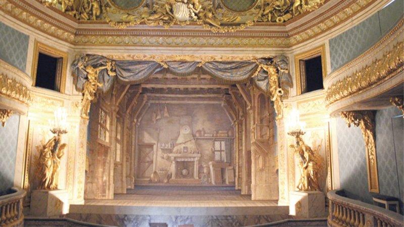 """إعادة تأهيل مسرح """"ماري أنطوانيت"""" في قصر فرساي جريدة عمان"""