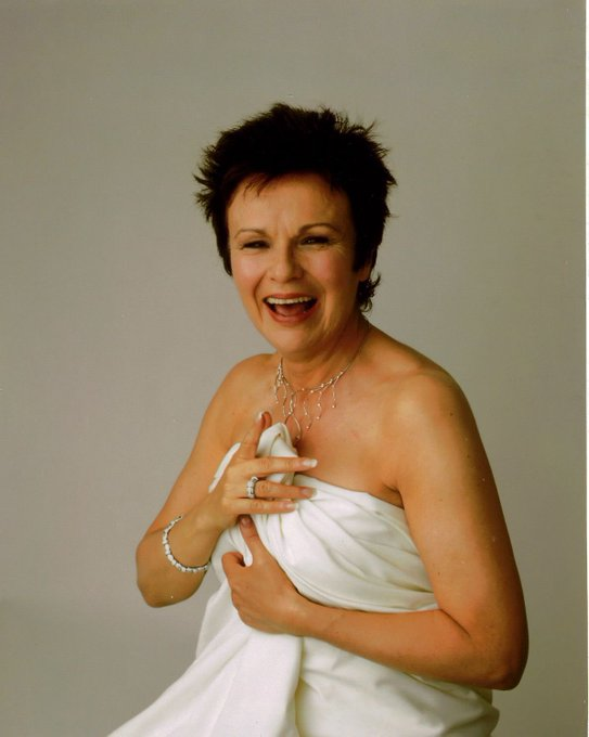 Happy birthday to the love of my life, dame julie walters