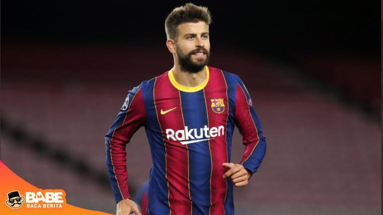 Gagal Menang, Gerard Pique Sebut Peluang Barcelona Juara Liga Spanyol Sulit #GerardPiqué #Spanyol #FC Barcelona #Atletico Madrid #ThomasMüller