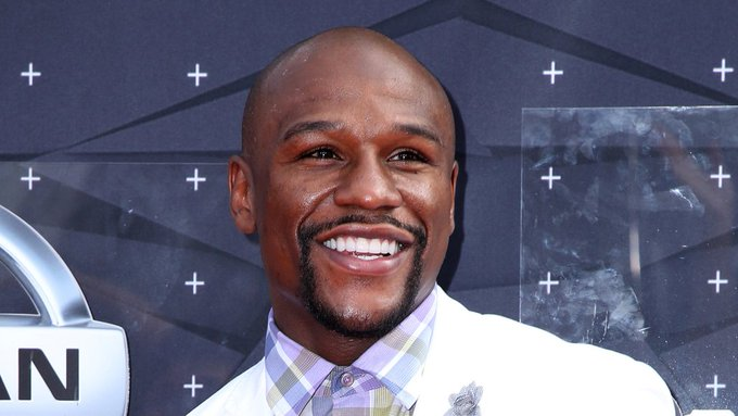 Happy 44th Birthday to Floyd Mayweather Jr. 50 Wins 0 Defeats 0 Draws x15 World Champion