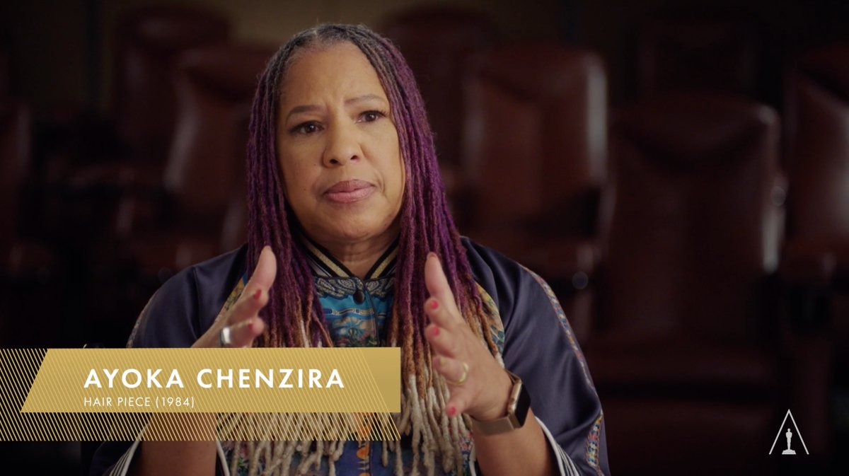 WATCH: Pioneering African American filmmaker Ayoka Chenzira (@ayomentary) reflects on her mother's impact in bringing her awareness to race, class and gender prejudice. #BlackHistoryMonth