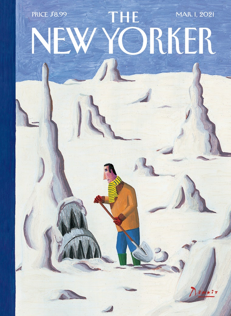Inside this week's issue of The New Yorker: