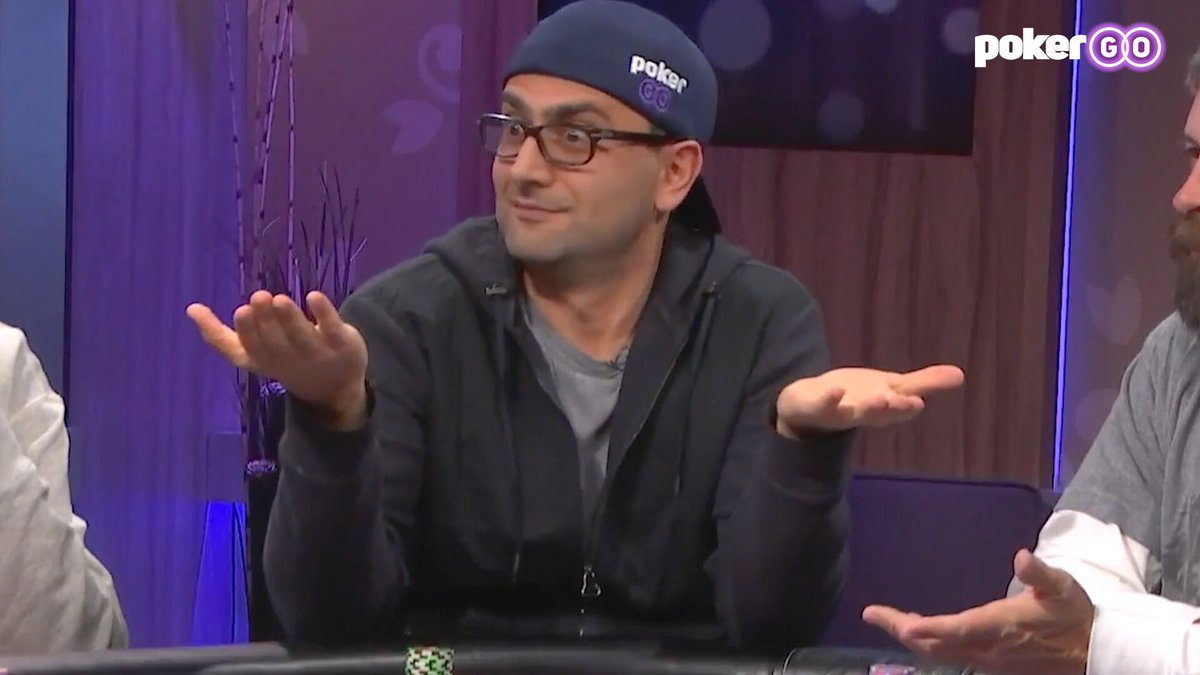 The man, the myth, the magician @MagicAntonio will be our guest on tomorrow's show 💰💸💰 The boys will talk gambling, props, celebrities, and of course, High Stakes Duel II 🥊 Drop your questions in the comments below and be sure to tune in LIVE at 5pm ET ♠️