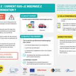 Image for the Tweet beginning: Habitants - quelle indemnisation en