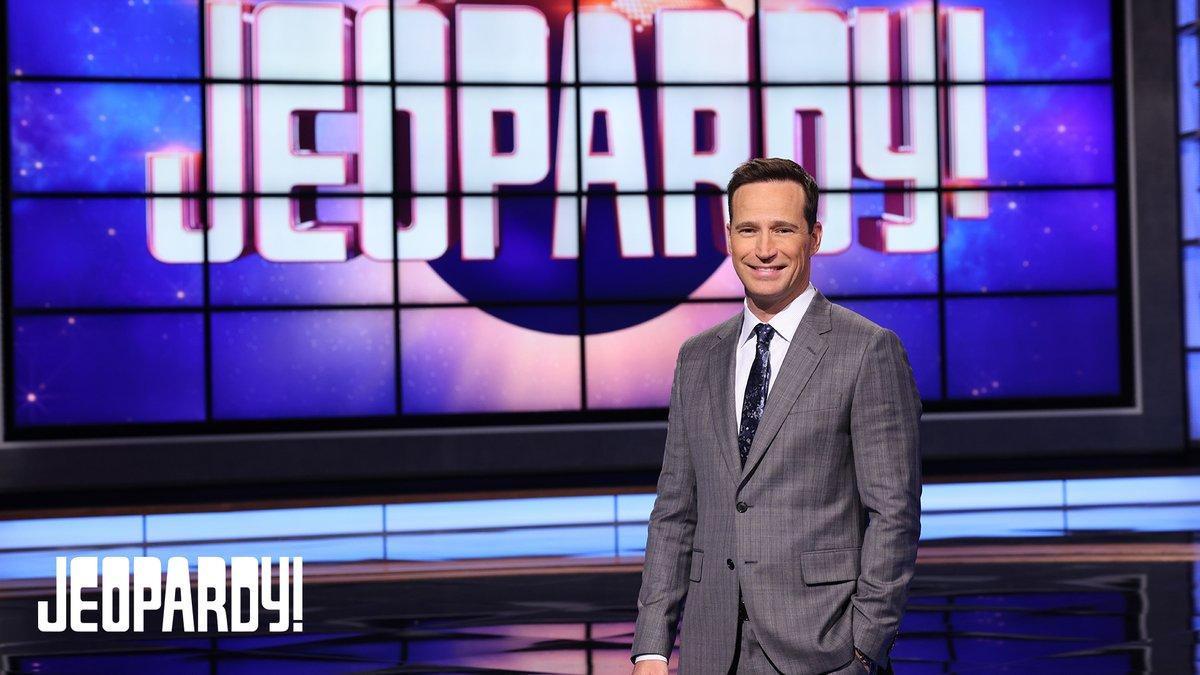 @Jeopardy's photo on mike richards