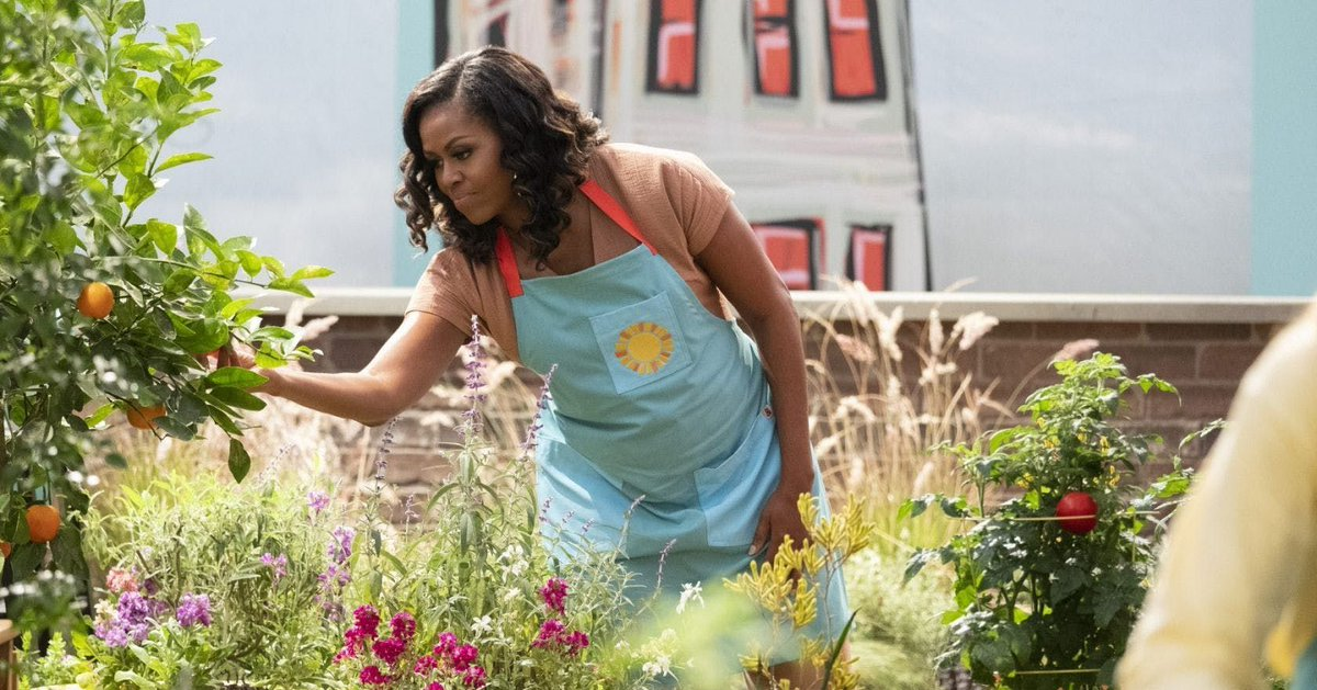 So @NetflixUK's March 2021 line-up is packed to the brim with unexpected goodies  #films #tv #netflix #streaming #michelleobama #WafflesAndMochi