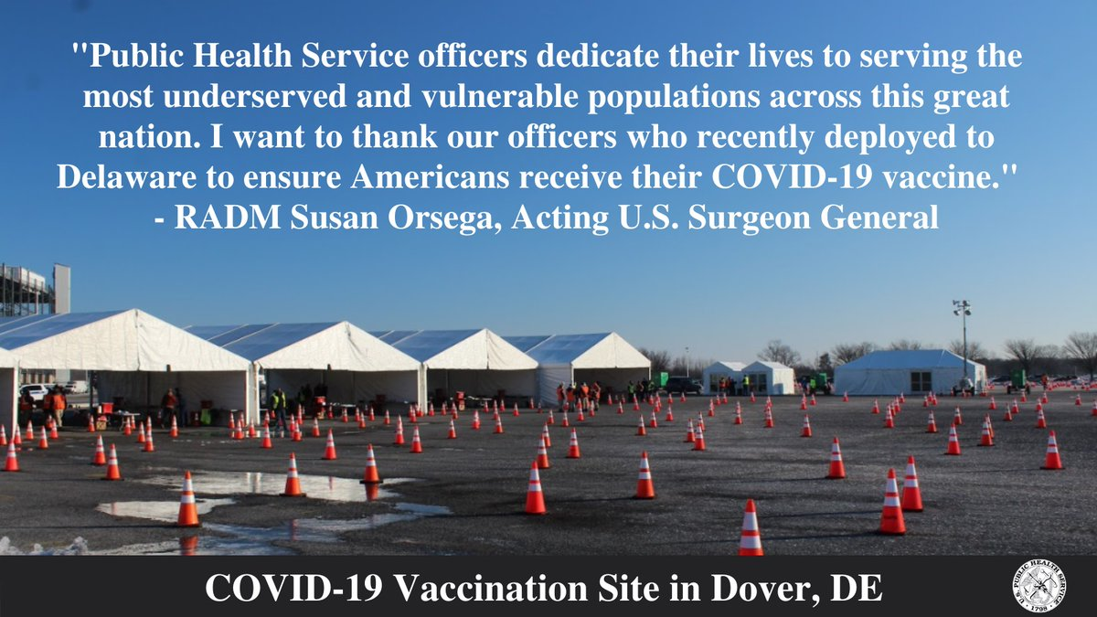 Message from the Acting U.S. Surgeon General.