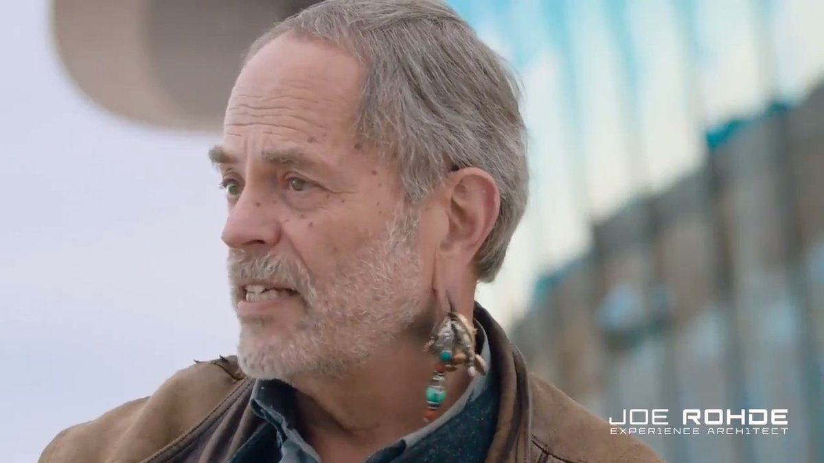 Virgin Galactic announces legendary former Disney Imagineer, @Joe_Rohde, as Experience Architect. He will help design and guide the overall experience journey for future astronauts, friends and family, and inspired fans alike.