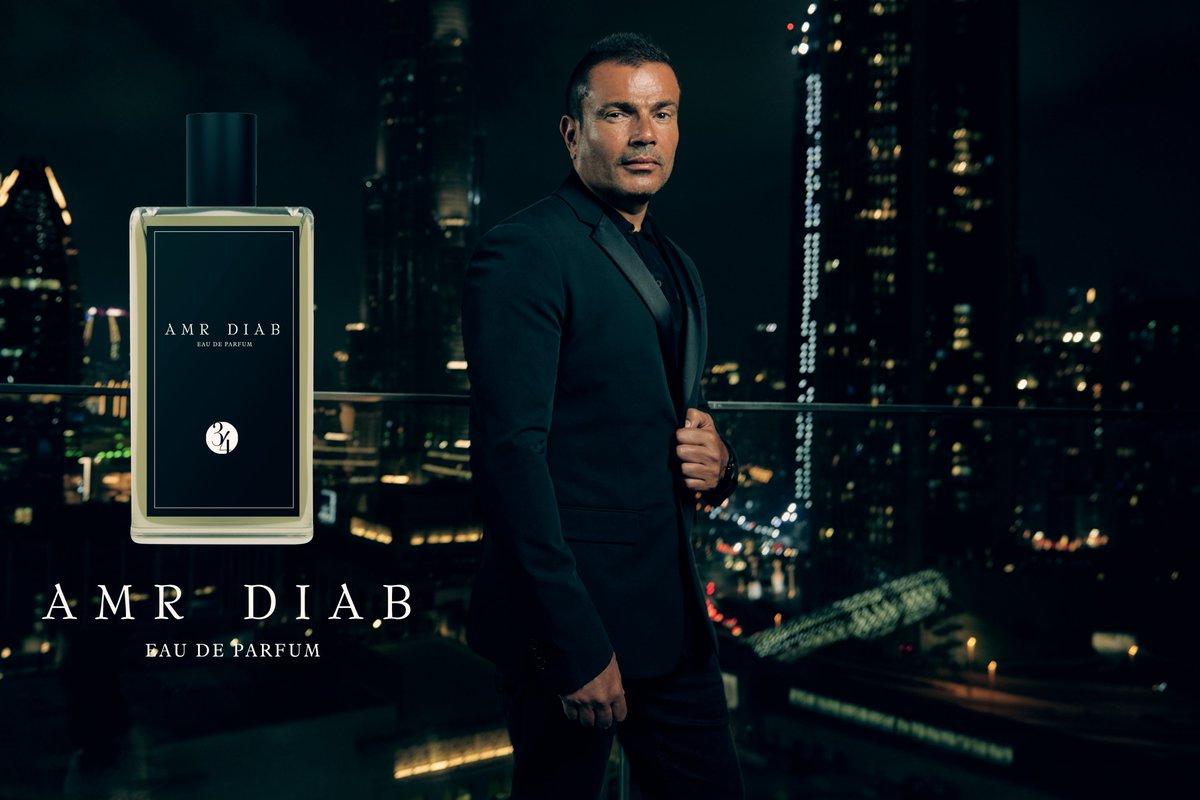 #AmrDiab Eau De Parfum 34