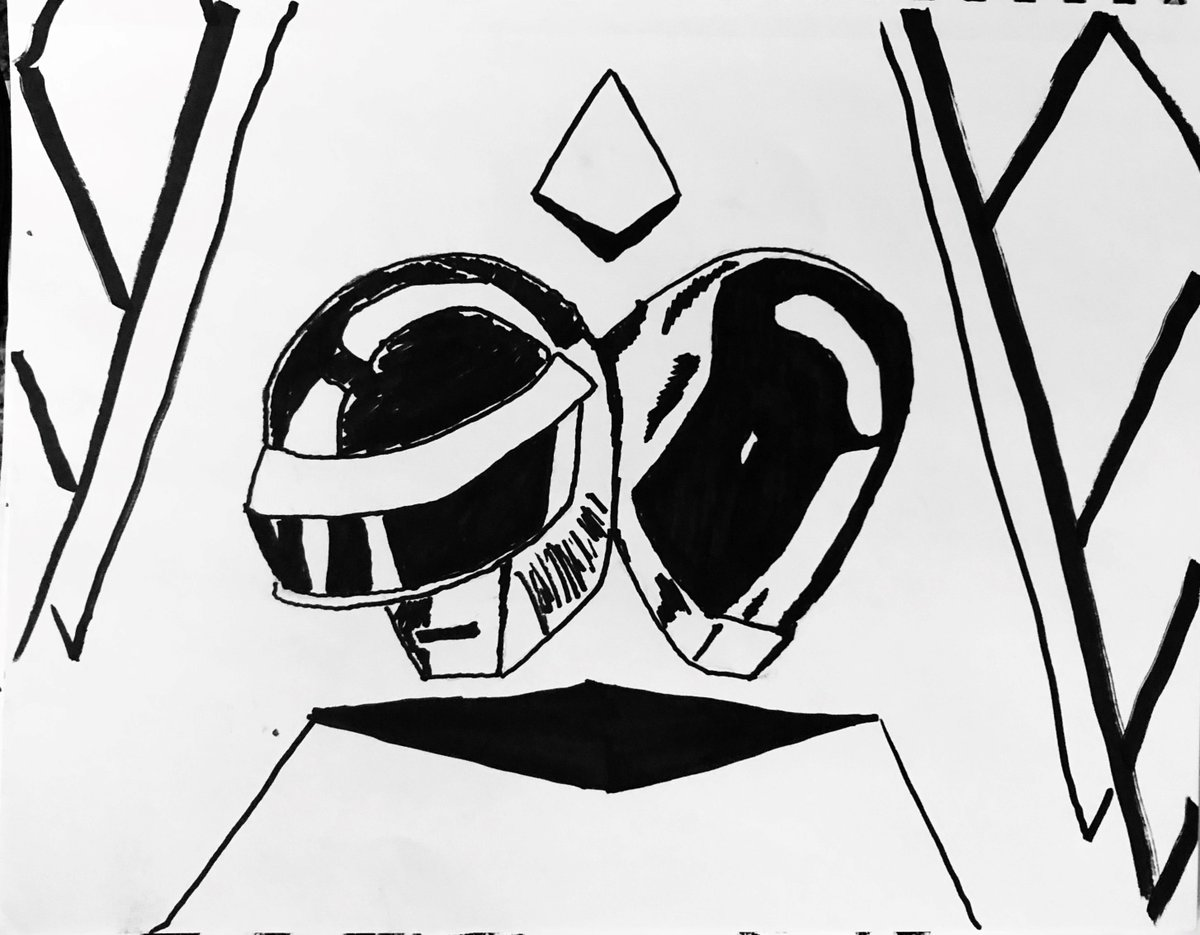 """In tribute to Daft Punk, I said """"screw it"""" and dedicated my morning not to schoolwork, but to writing the entirety of this tribute piece to the history and legacy of the electronic duo."""