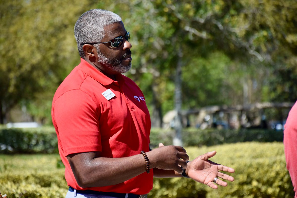 Our colleague Gerald Thomas, CEO of @RedCrossNFL, shares his motivations for a life of service, from the U.S. Marine Corps to the Red Cross. #BlackHistoryMonth #WednesdayWisdom