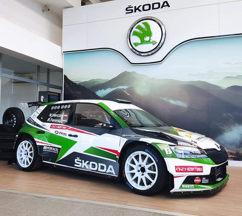 FIA European Rally Championship: Temporada 2021 - Página 3 Eu3AQ2aXcAMLDUZ?format=jpg&name=medium