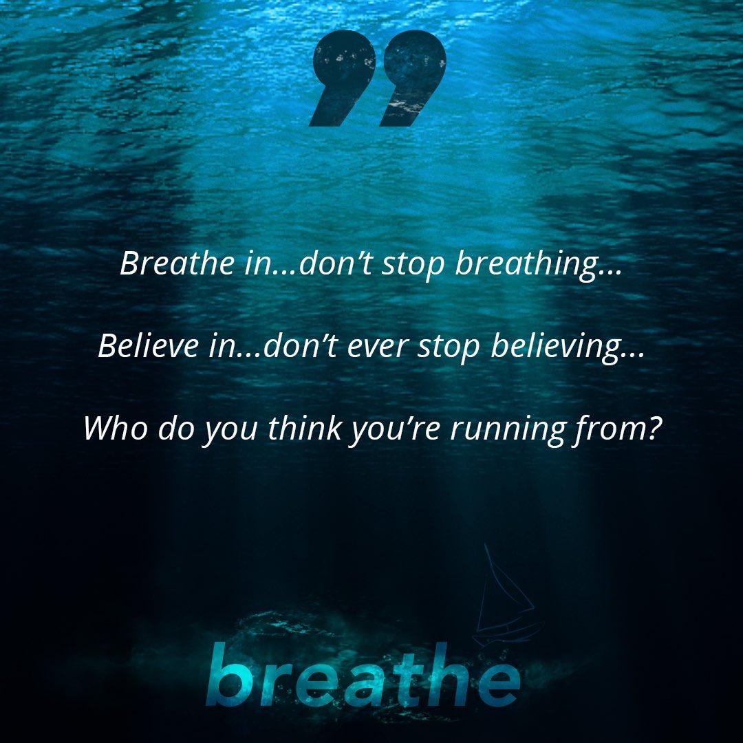 Daily lyric... #Breathe #MondayMantra #MondayMotivation #MondayThoughts