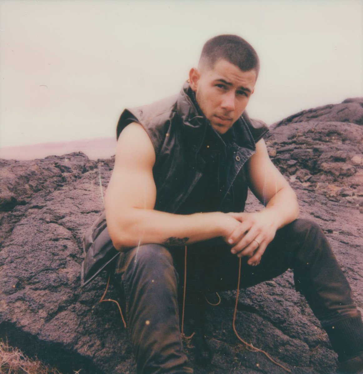 Replying to @nickjonas: And I'm talking to you, but it never feels like it comes through... #Spaceman