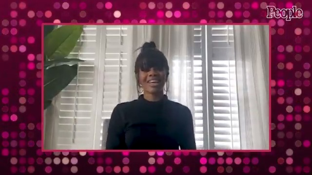 .@gabrielledoug Talks About How Fun It Was to Use Her Gymnastics Background on #TheMaskedDancer #RealityCheck