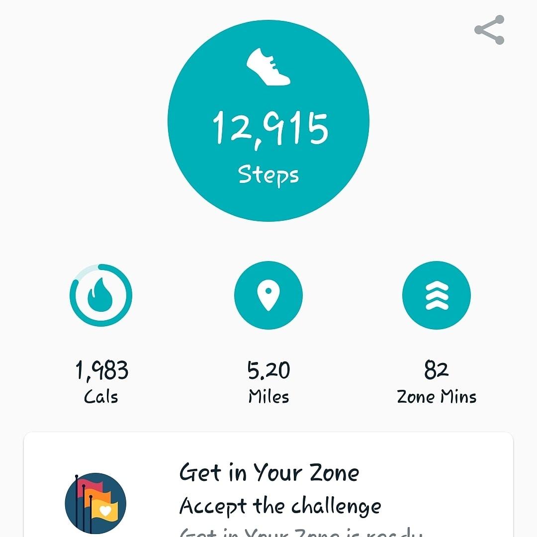 My steps today #Fitbit February 22,2021 Monday https://t.co/oLdu2avYM1