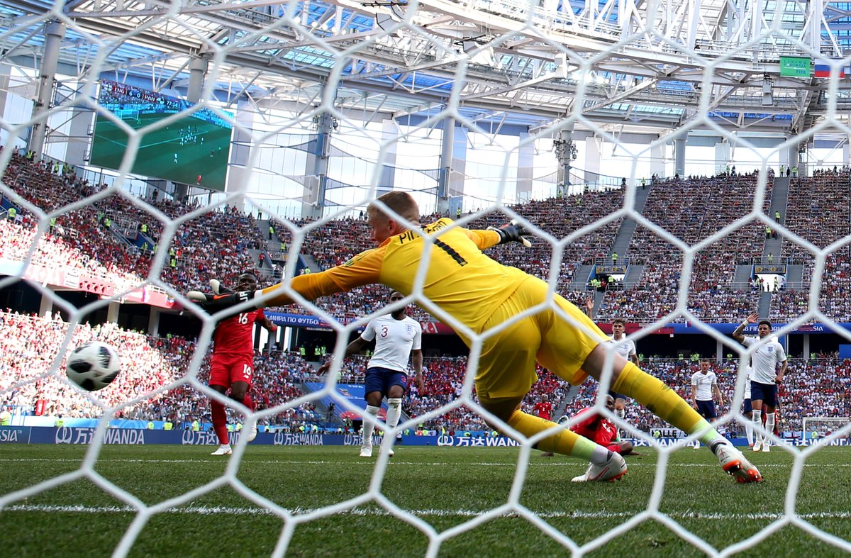 Who scored the first ever fifa world cup goal