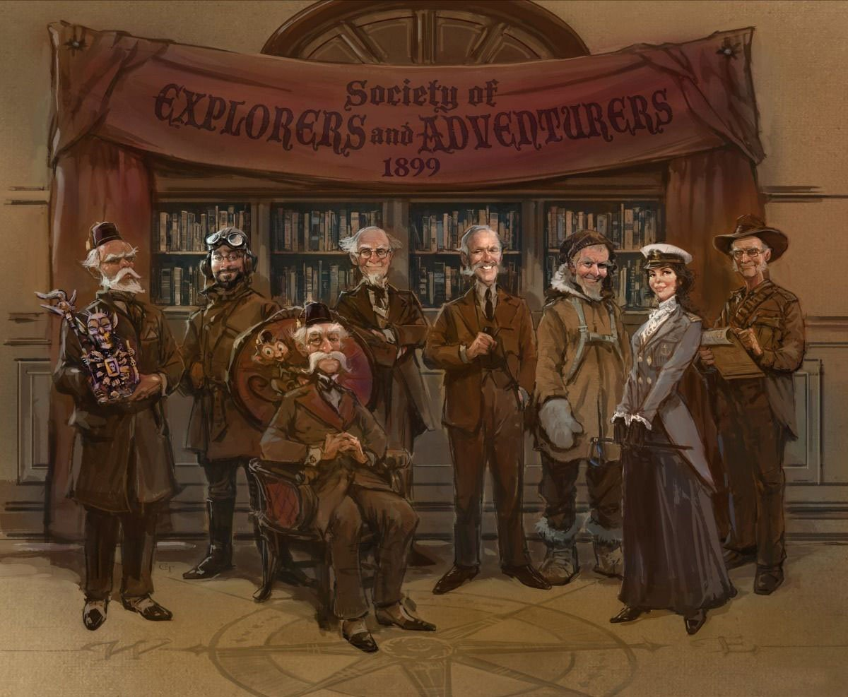 The Society of Explorers and Adventurers [20th Television/Disney - 202?] Eu3f0AJUYAExBCr?format=jpg&name=medium