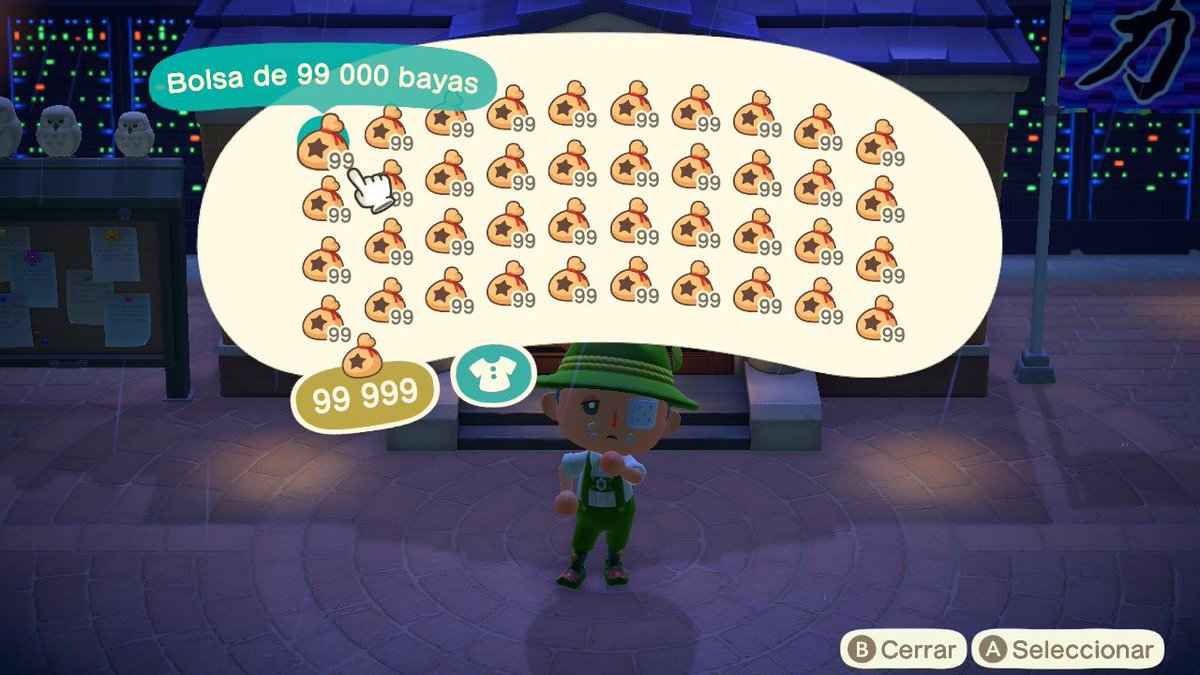 💰💰BELLS GIVEAWAY💰💰  *💰 1 winner will get 12 millions bell's! (I take it in 3 trips)  *💰 Rules:   *Follow @butienaso and @nikesashie    *RT giveaway   *Tag friend or me  *💰 Ends in 15h #AnimalCrossing #ACNH #NintendoSwitch #ACNHgiveaways #dodocode #ACNHturnips #bells
