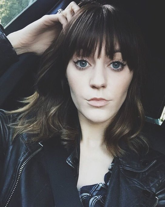 Happy birthday to my queen Sarah Urie!