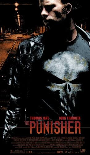 Happy birthday to the star of the 2004 release \The Punisher\ Thomas Jane.