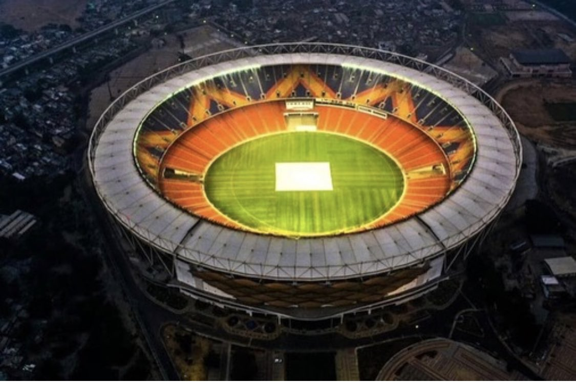 During my first tour to Australia, I was astounded by the beauty of Melbourne stadium. At that time, I used to dream of having a similar such stadium in my home country! Today I can proudly say we are home to the most beautiful stadium in th world.#MoteraCricketStadium @JayShah