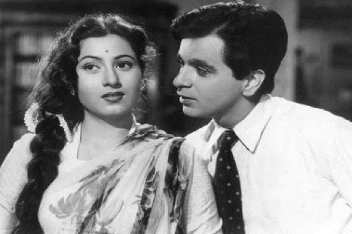 अधुरी प्रेम कहाणी... या अभिनेत्रीमुळं दिलीप कुमार आणि मधुबालांचं झालं नाही लग्न    #Dilipkumar #Madhubala