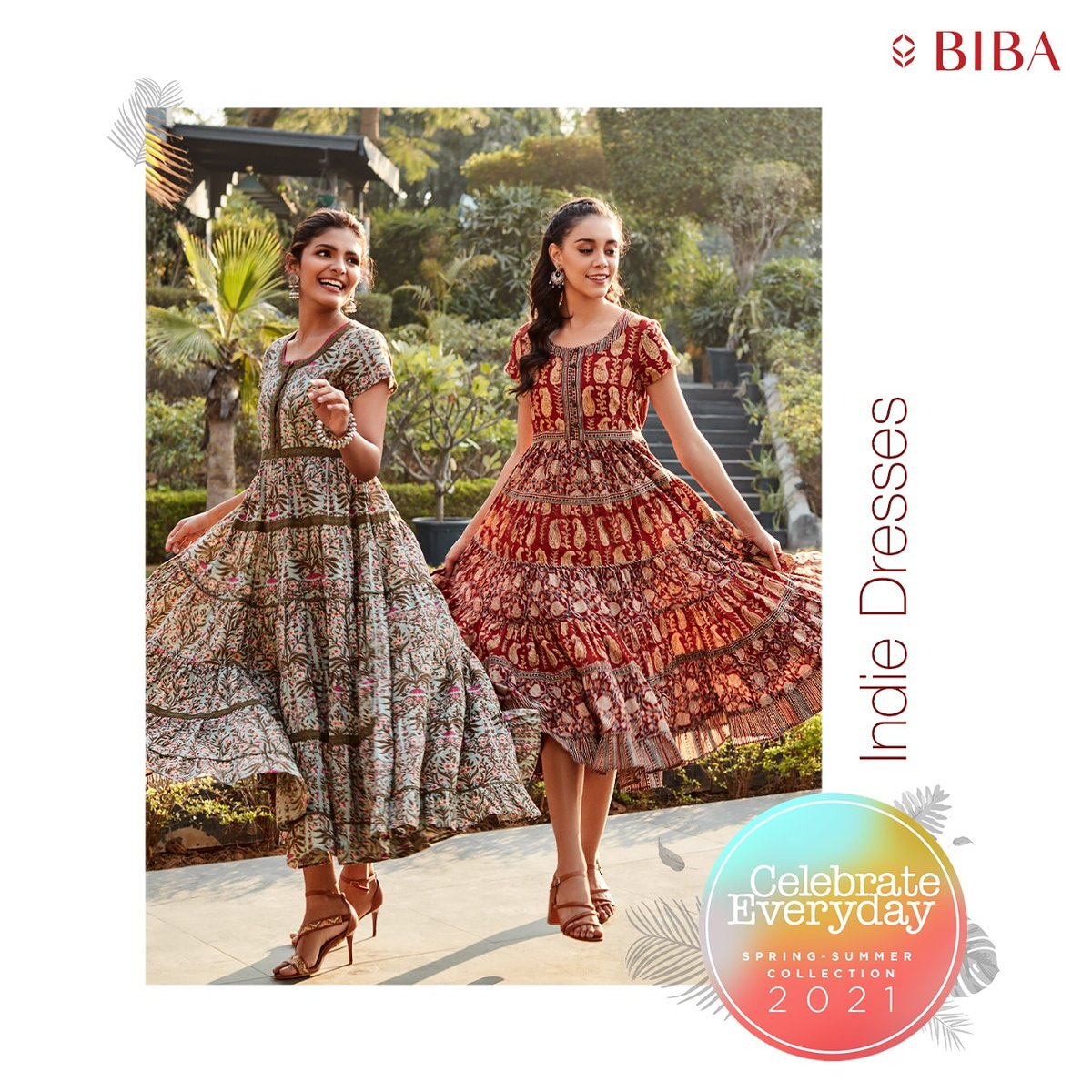 💃 For your girl-gang get together! 💃 Shop these effortless looks from our #IndieDresses range, #SpringSummerCollection.  https://t.co/aSLmgXAb4h https://t.co/RZPwyTkvR3