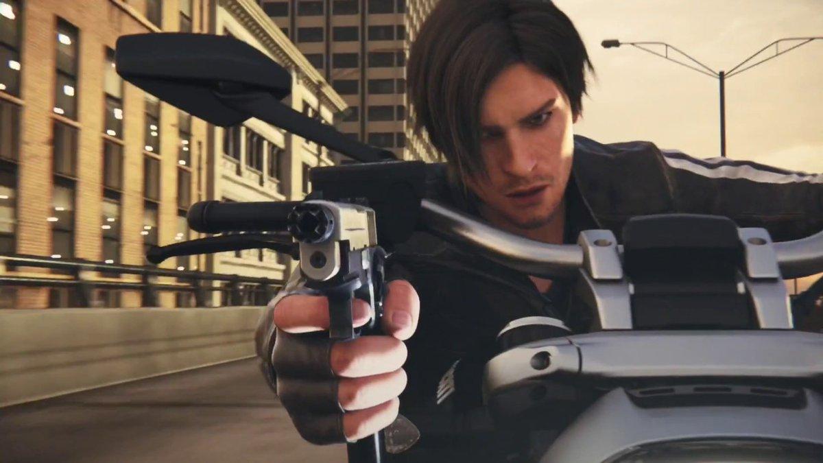 DM CHANNEL (DetectiveResidentEvil) Resident Evil Vendetta Gun Of Leon Sentinel Nine D.S.O Resident Evil 6 #ResidentEvil #ResidentEvil8Village #ResidentEvil5  #Capcom #REBHFun #REShowcase