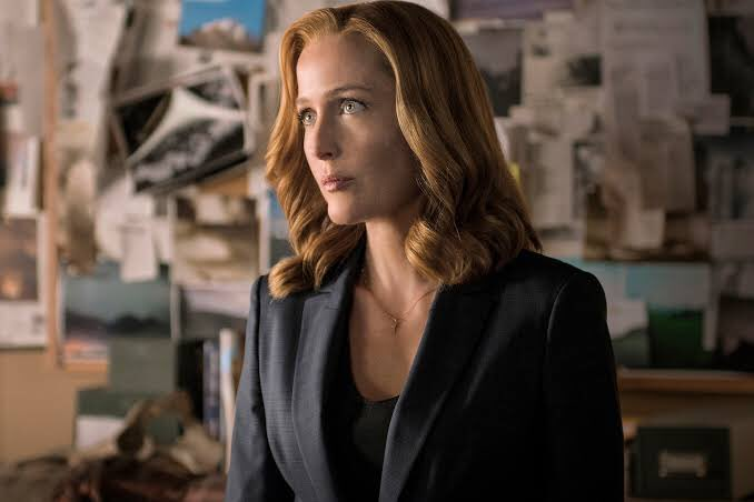Happy birthday to my favourite milf dana scully