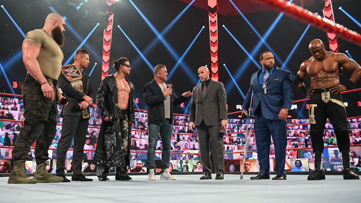WWE Raw results, recap, reactions (Feb 22, 2021): Bait and switch Photo