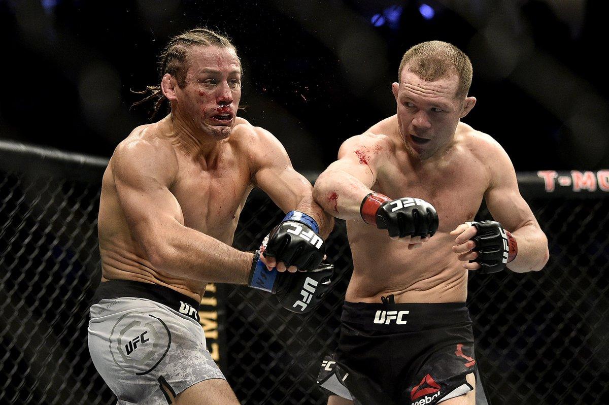 The breaker of wills returns. #UFC259