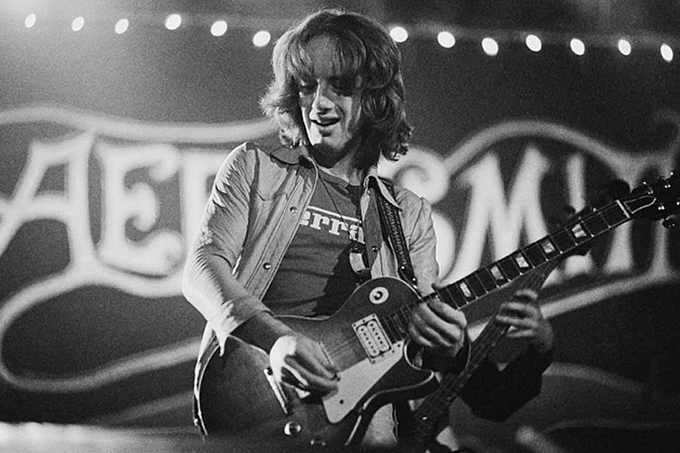 Happy 69th Birthday to Brad Whitford of Aerosmith, born this day in Winchester, MA.