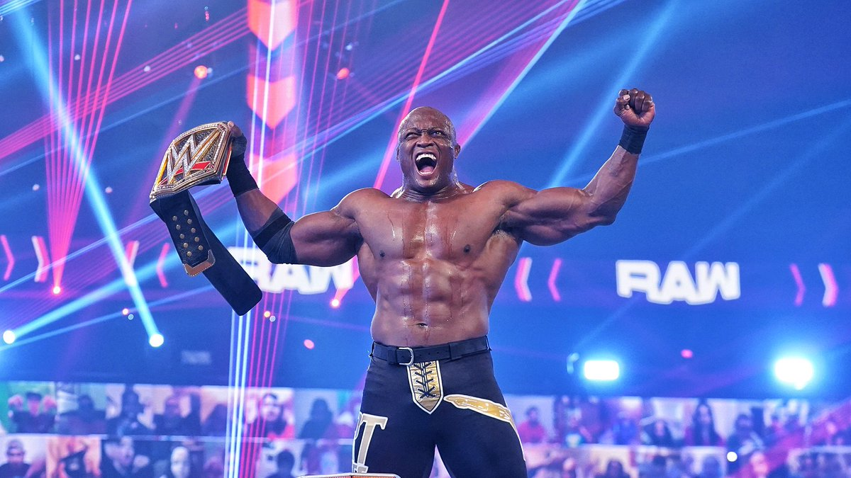 @fightbobby's photo on #WWERaw