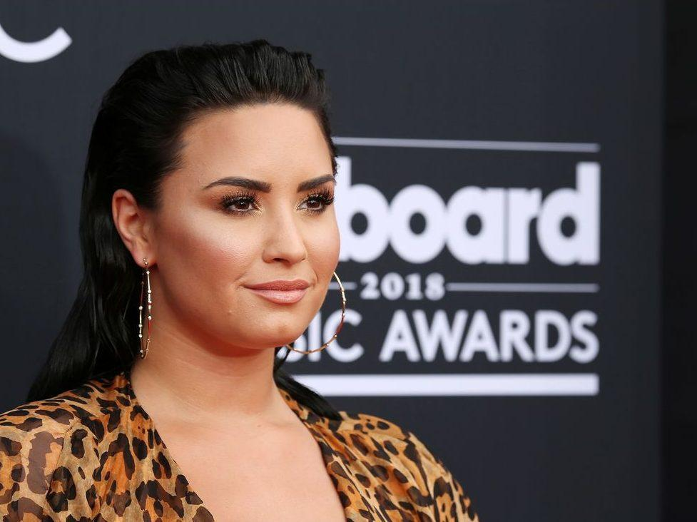 Demi Lovato hopes docu series helps others struggling with sobriety