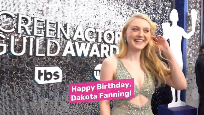 Happy Birthday, Dakota Fanning!