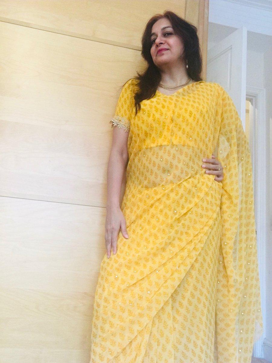 Yellow Chiffon Day.. #basantpanchami2021  #basantpanchami